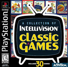 Intellivision Classics - PS1 - ISOs Download