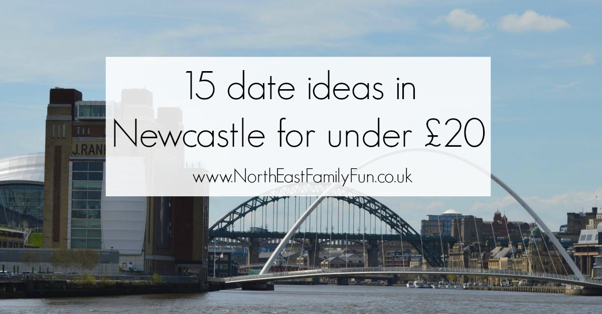 15 cheap date ideas in Newcastle for under £20