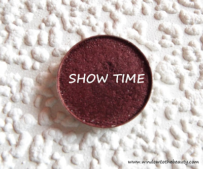 show time makeup geek