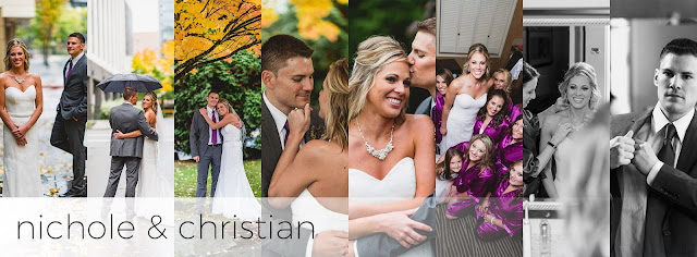 Awesome Elopement Wedding Collection for Nichole and Christian