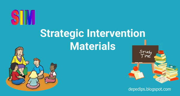 Sim S Strategic Intervention Materials Deped Lp S