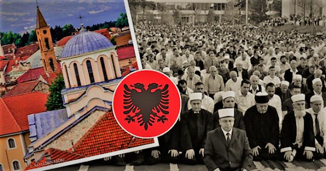 «Ἡ θρησκεία τοῦ Ἀλβανοῦ εἶναι ἡ ἀλβανικότητα»