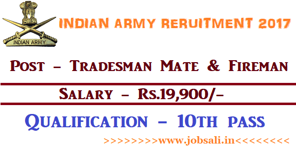 Indian Army jobs, Indian Army Vacancy, Join Indian Army