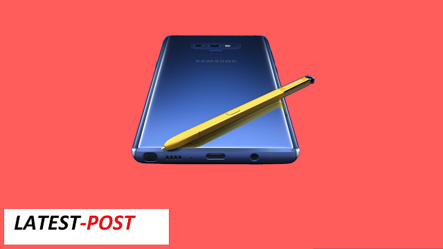 The unbiased review of samsung galaxy note 9