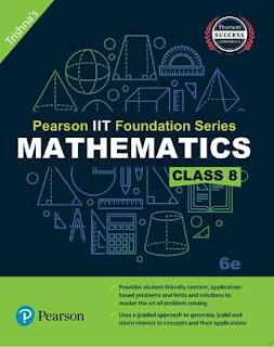 Pearson IIT Foundation Maths Class 8, 6e