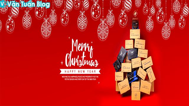 Share Psd Ảnh Bìa Noel