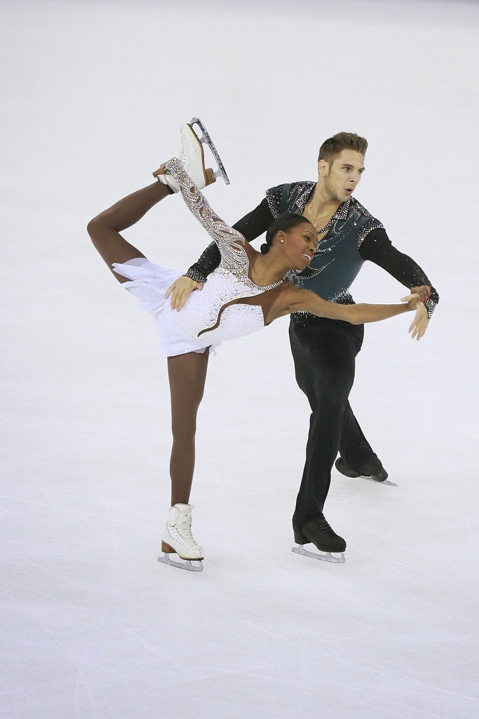 Ice Style 2015 World Figure Skating Championships