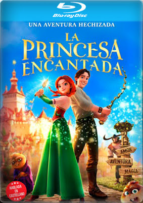 The Stolen Princess 2018 BD25 Latino