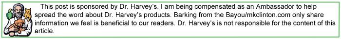 Dr. Harvey's compensated ambassador disclaimer