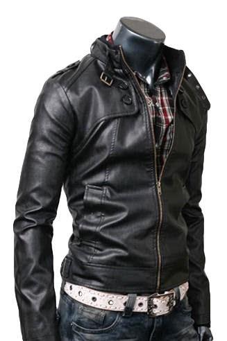 Gambar Jacket Pria Hitam