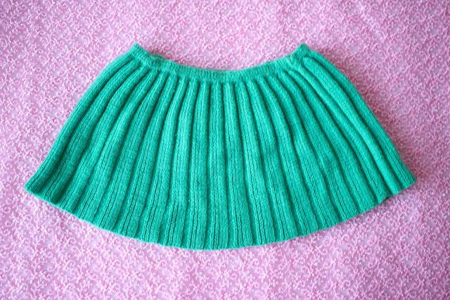 юбка плиссировка