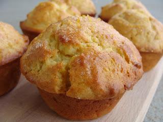 Muffin di arance