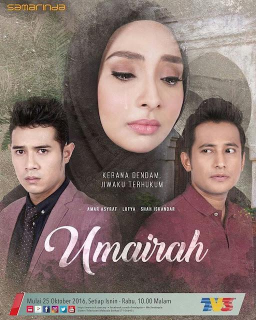 poster drama umairah