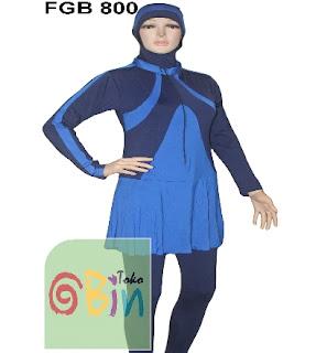 Baju renang muslim FGB 800