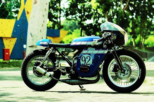 Teguh Setiawan's Yamaha RX-K 135 6