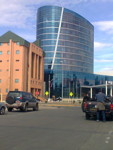 Hotel - Casino Dreams, Punta Arenas.