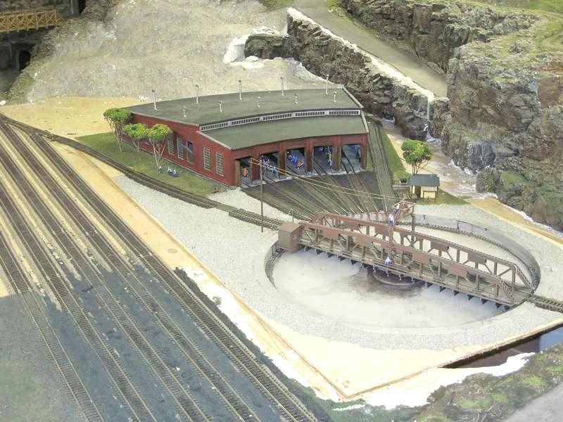 My Model Railroad: Roundhouse Project Overhaul