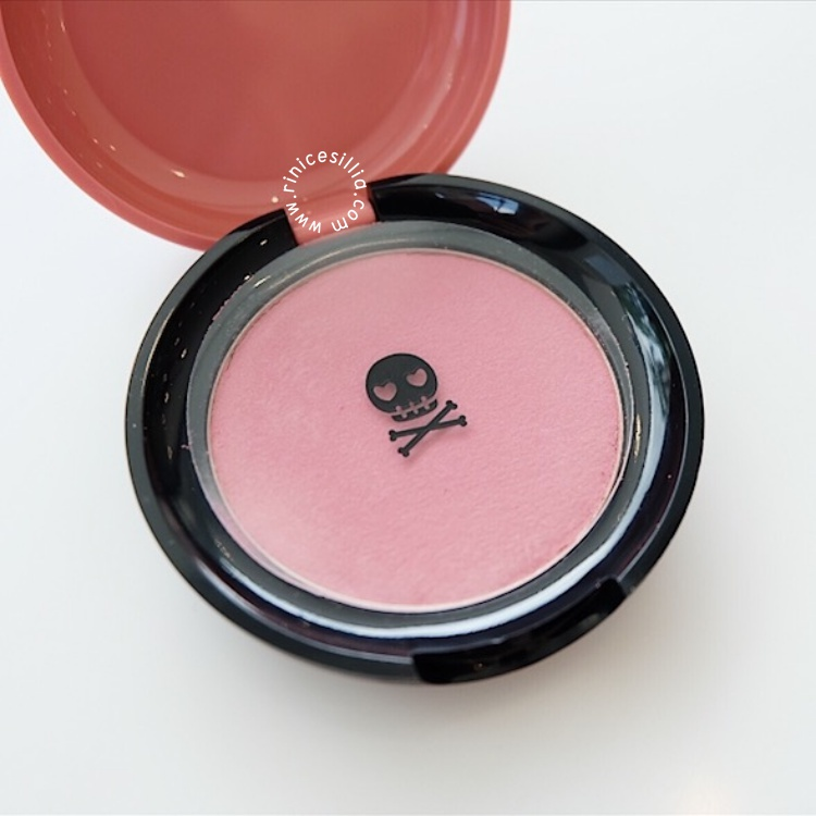 Etude House Pink Skull Cream Blusher Review