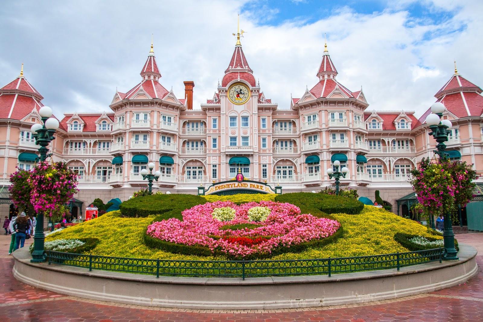 My Musings: Disneyland Paris!
