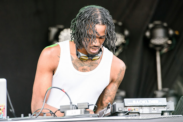 Nate Husser at Yonge-Dundas Square on June 16, 2018 for NXNE 2018 Photo by John Ordean at One In Ten Words oneintenwords.com toronto indie alternative live music blog concert photography pictures photos