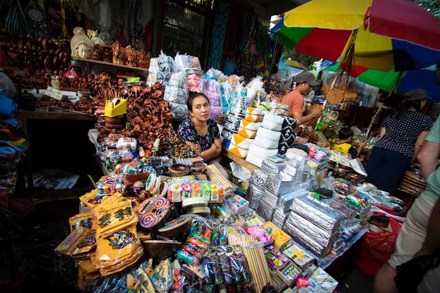 Mercato di Ubud-Ubud market-Bali