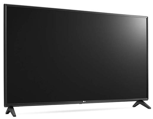 LG 43LJ594V: diseño y panel