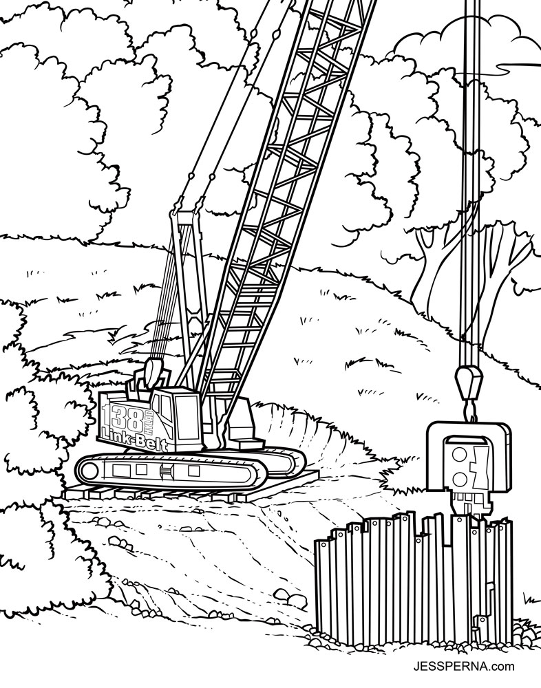 Ichabod Crane Pages Coloring Pages