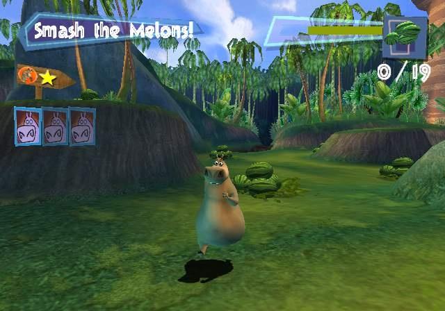 Madagascar Online Games