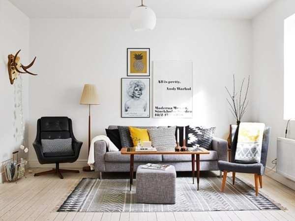 Tips To Take Advantage of The Space In Small Rooms 5