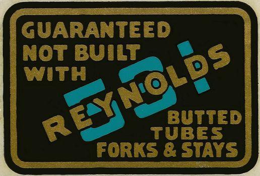 Reynolds decal