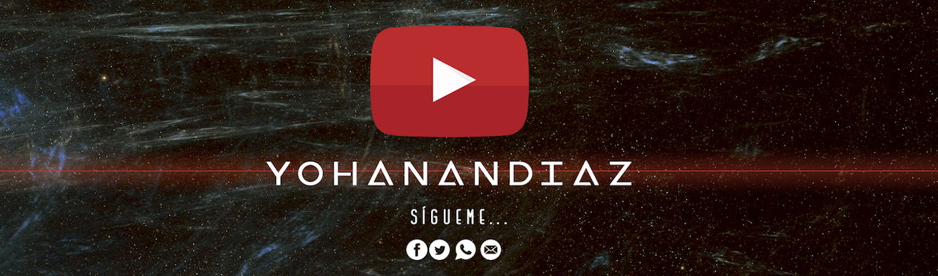 YOUTUBE I YohananDiaz