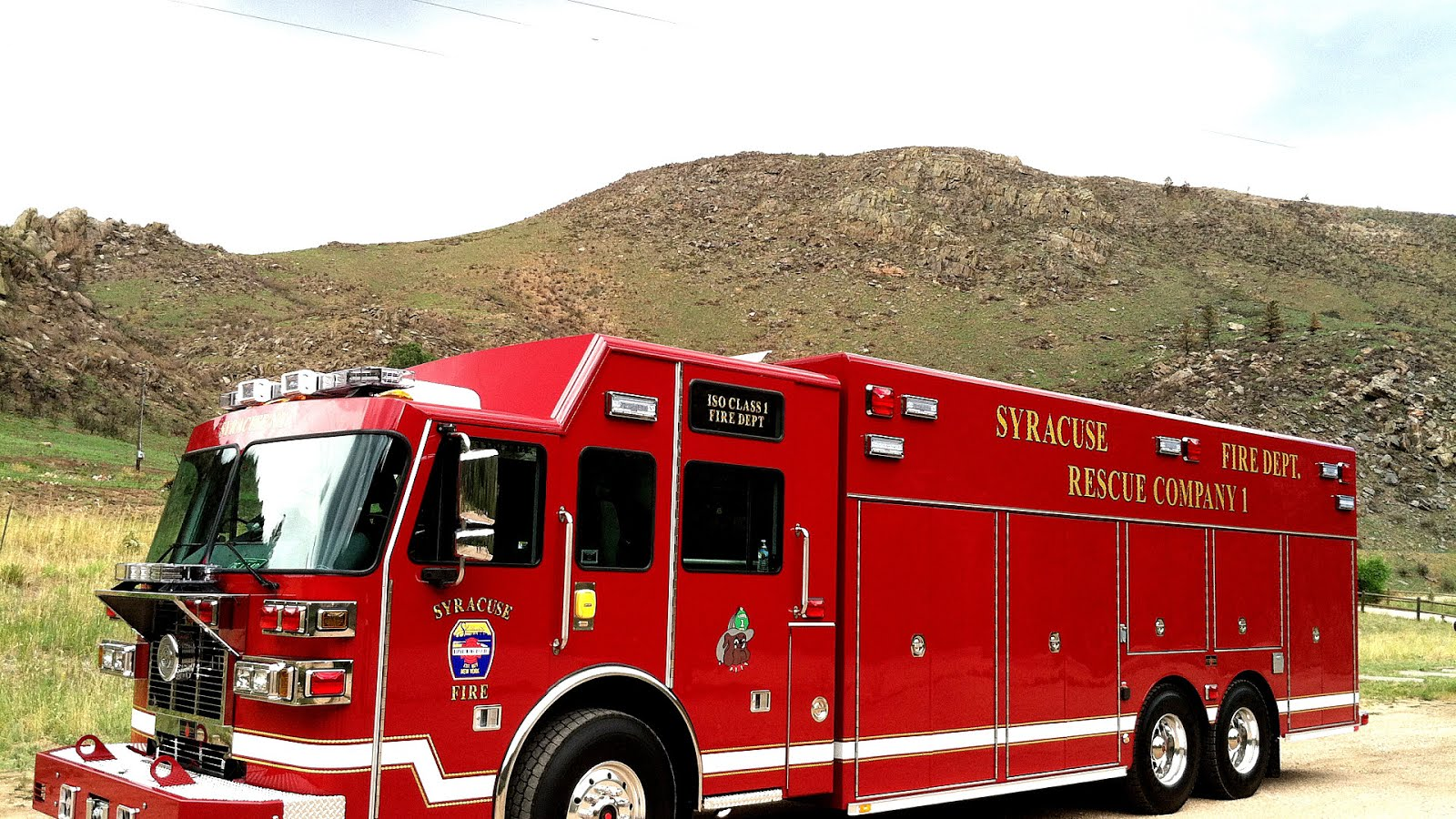 Fire Department Command Vehicles For Sale