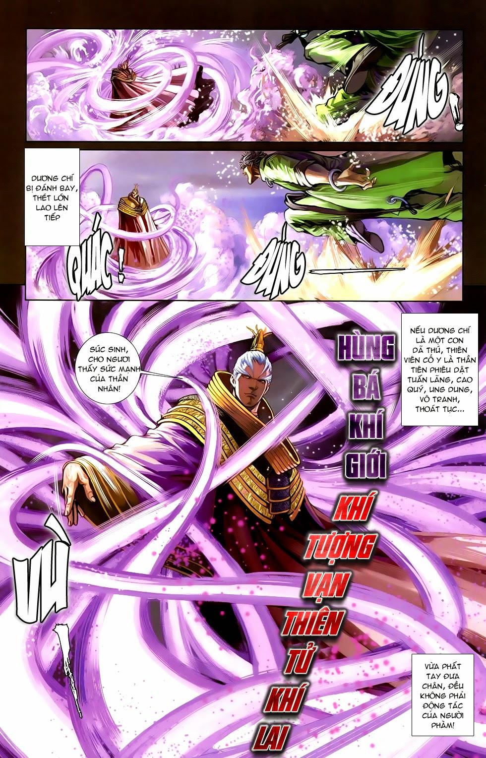 108 - Tân Thuỷ Hử  Chap 017 - Truyenmoi.xyz