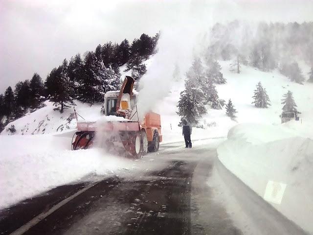 Θεσπρωτία: Πολύ κρύο στη Θεσπρωτία, όχι όμως άλλα προβλήματα από την κακοκαιρία!