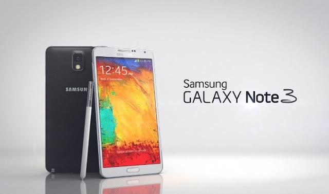 Harga dan Spesifikasi Samsung Galaxy Note 3
