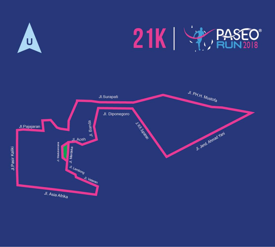 21K 👟 Paseo Run • 2021