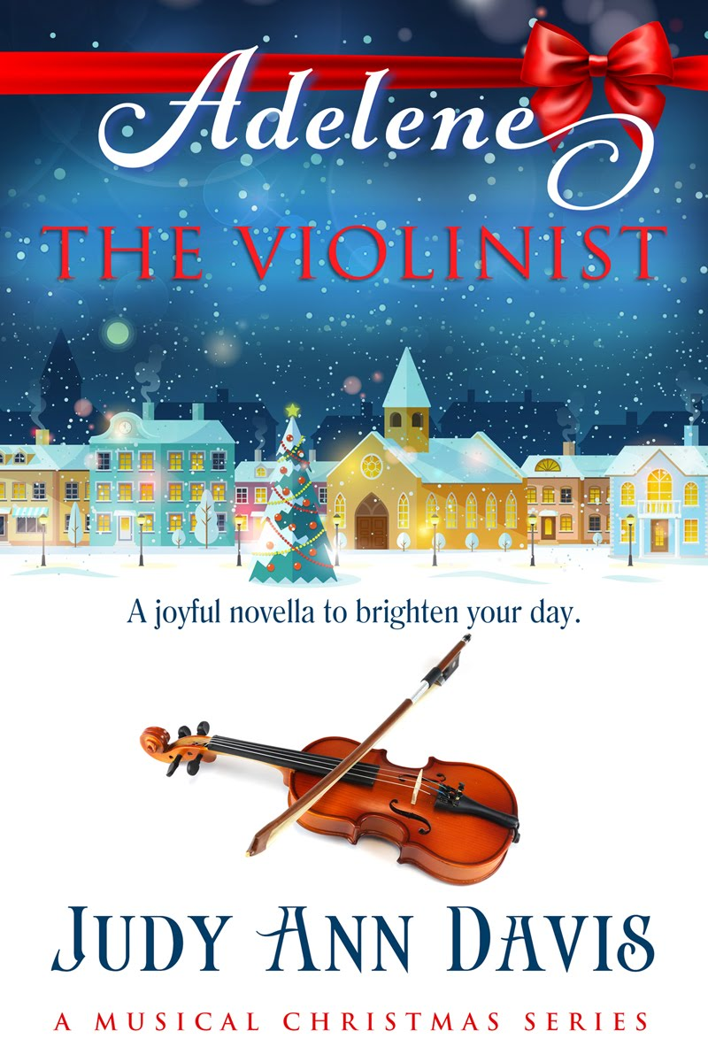 "New Novella from the ""Musical Christmas Series"""