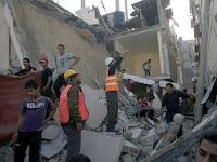 Hamas Pasang Penerangan 6500 Rumah di Jalur Gaza