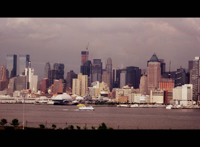Manhattan Skyline - Photo by Michelle Judd of Taste As You Go