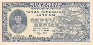 Oeang Republik Indonesia Kedua
