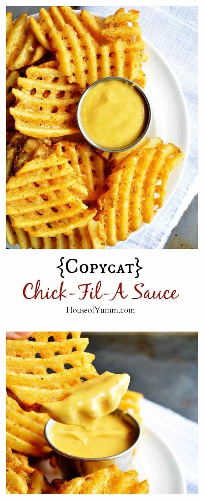 {Copycat} Chick-Fil-A Sauce