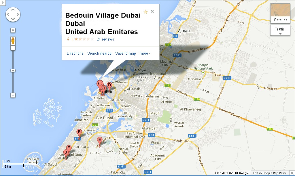 List of Synonyms and Antonyms of the Word Dubai Location