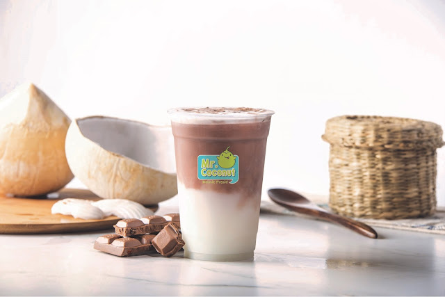 Mr Coconut Singapore - Cacao Coconut