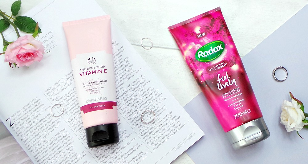 The Body Shop Vitamin E Gentle Face Wash