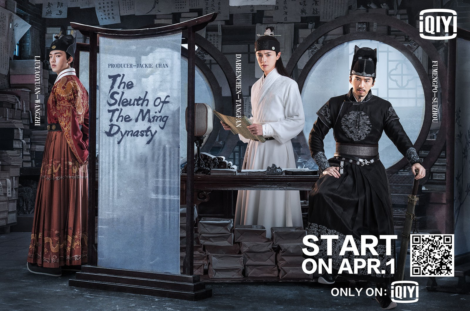 Nonton Download The Sleuth of the Ming Dynasty (2020) Sub Indo