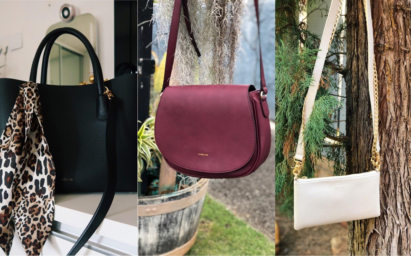 Angela Roi Handbag Collection, Review Angela Roi Handbags