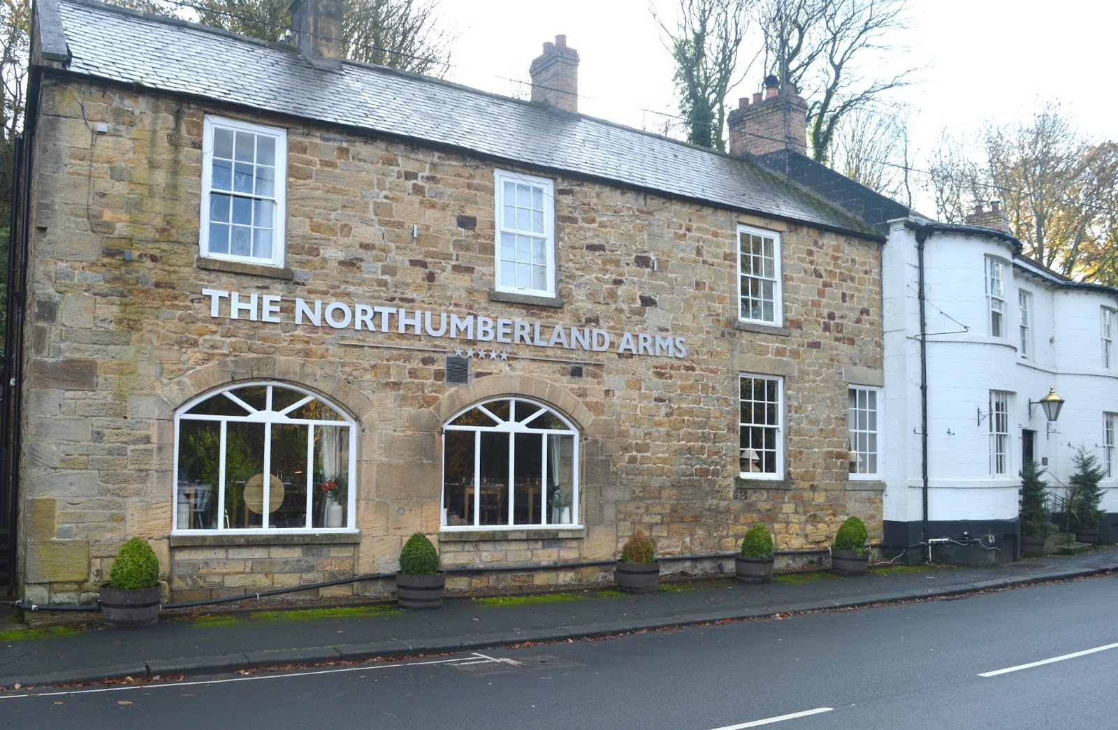 Overnight Stay at the Northumberland Arms, Felton