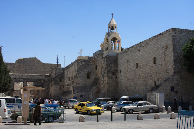Visitar NAZARÉ e BELÉM - Seguindo os Passos de Jesus - Anunciação e Natividade | Palestina