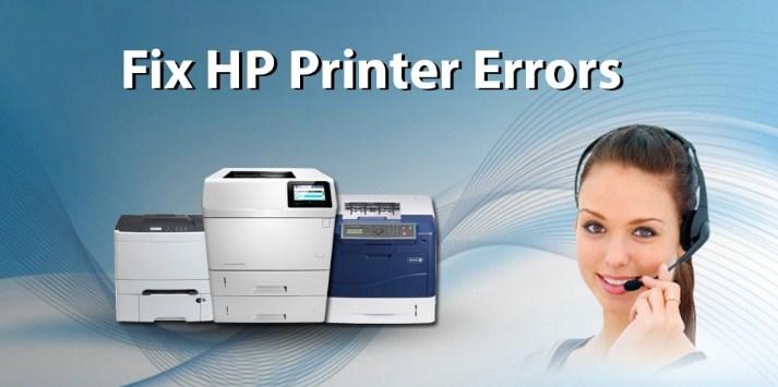 HP Printer Error Codes - YES PRINTER DRIVER
