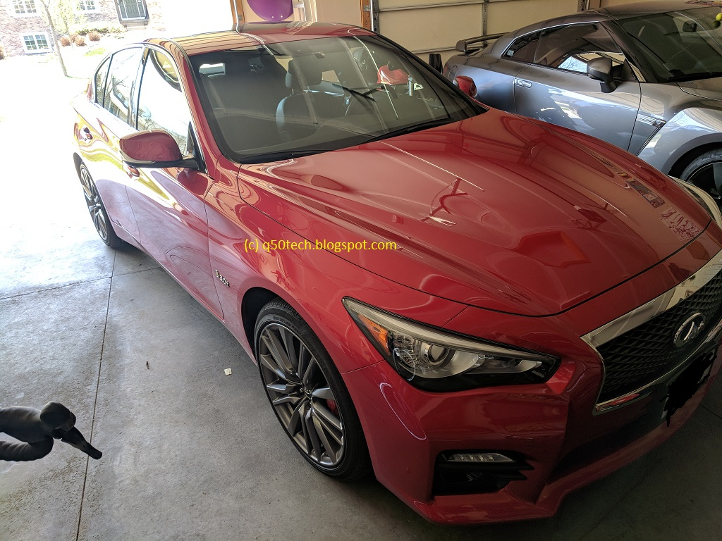 Infiniti Q50 Technical Operational Blog 0 60 Mph Times Red Sport Vs Hybrid